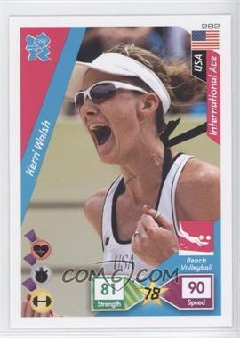 2010 Panini Adrenalyn XL 2012 Summer Olympics - [Base] #282 - Kerri Walsh