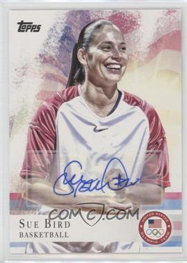 2012 Topps U.S. Olympic Team and Olympic Hopefuls - [Base] - Autographs [Autographed] #20 - Sue Bird