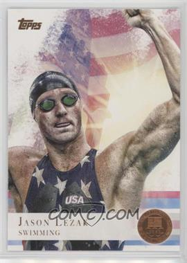 2012 Topps U.S. Olympic Team and Olympic Hopefuls - [Base] - Bronze #31 - Jason Lezak