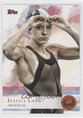 2012 Topps U.S. Olympic Team and Olympic Hopefuls - [Base] - Bronze #65 - Jessica Long