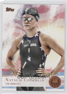 2012 Topps U.S. Olympic Team and Olympic Hopefuls - [Base] - Bronze #9 - Natalie Coughlin
