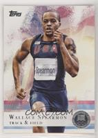 Wallace Spearmon