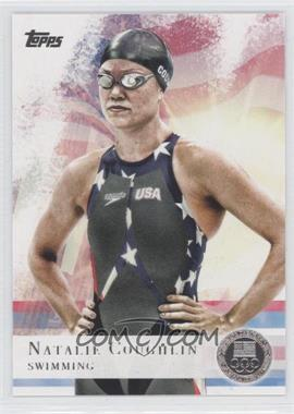 2012 Topps U.S. Olympic Team and Olympic Hopefuls - [Base] - Silver #9 - Natalie Coughlin