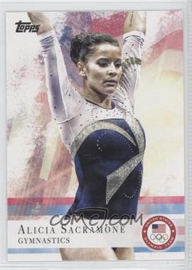 2012 Topps U.S. Olympic Team and Olympic Hopefuls - [Base] #11 - Alicia Sacramone