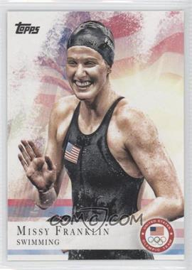 2012 Topps U.S. Olympic Team and Olympic Hopefuls - [Base] #59 - Missy Franklin
