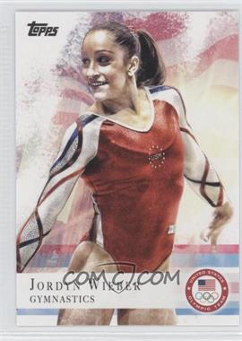 2012 Topps U.S. Olympic Team and Olympic Hopefuls - [Base] #78 - Jordyn Wieber
