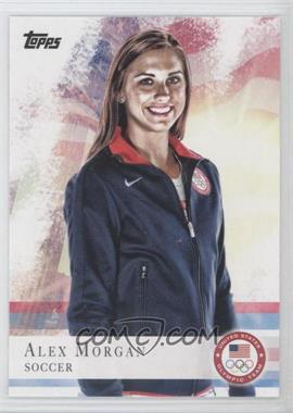 2012 Topps U.S. Olympic Team and Olympic Hopefuls - [Base] #90 - Alex Morgan