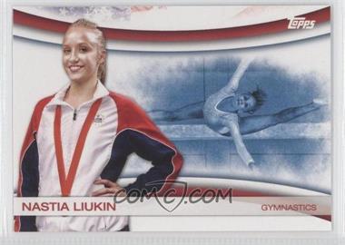 2012 Topps U.S. Olympic Team and Olympic Hopefuls - Games of the XXX Olympiad #OLY-11 - Nastia Liukin