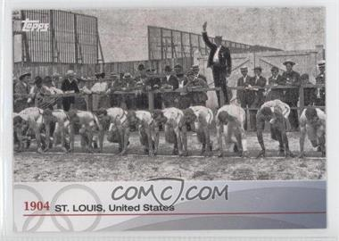 2012 Topps U.S. Olympic Team and Olympic Hopefuls - Heritage of the Games #OH-III - 1904 St. Louis, United States