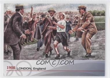 2012 Topps U.S. Olympic Team and Olympic Hopefuls - Heritage of the Games #OH-IV - 1908 London, England