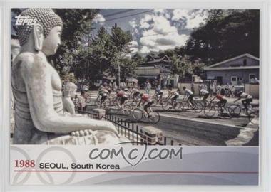 2012 Topps U.S. Olympic Team and Olympic Hopefuls - Heritage of the Games #OH-XXIV - 1988 Seoul, South Korea