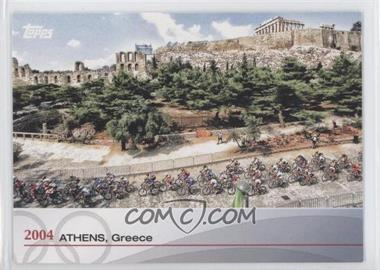2012 Topps U.S. Olympic Team and Olympic Hopefuls - Heritage of the Games #OH-XXVIII - 2004 - Athens, Greece
