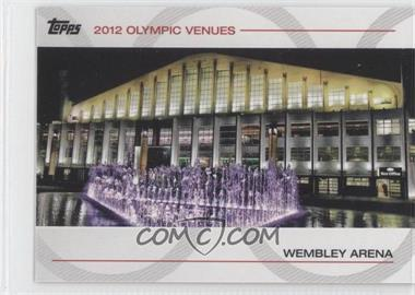 2012 Topps U.S. Olympic Team and Olympic Hopefuls - Olympic Venues #SOV-19 - Wembley Arena