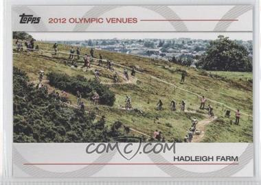 2012 Topps U.S. Olympic Team and Olympic Hopefuls - Olympic Venues #SOV-24 - Hadleigh Farm