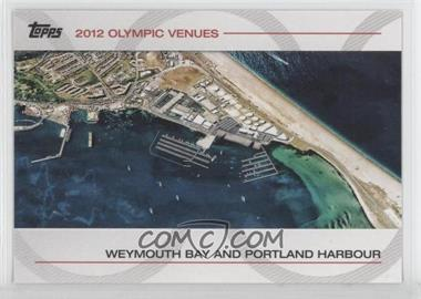2012 Topps U.S. Olympic Team and Olympic Hopefuls - Olympic Venues #SOV-30 - Weymouth Bay and Portland Harbour