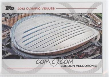 2012 Topps U.S. Olympic Team and Olympic Hopefuls - Olympic Venues #SOV-7 - London Velodrome