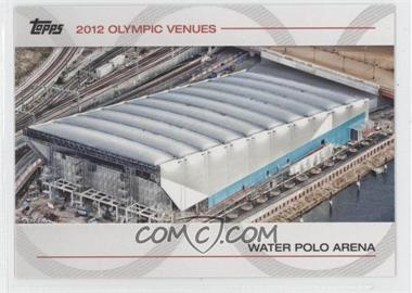 2012 Topps U.S. Olympic Team and Olympic Hopefuls - Olympic Venues #SOV-8 - Water Polo Arena