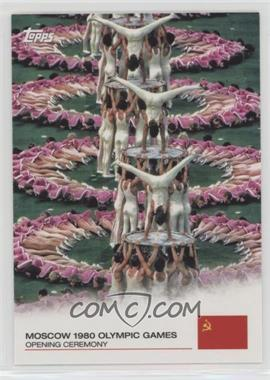 2012 Topps U.S. Olympic Team and Olympic Hopefuls - Opening Ceremony #OC-19 - Moscow 1980 Olympic Games
