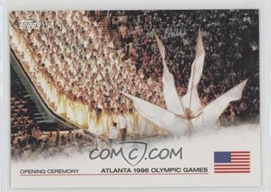 2012 Topps U.S. Olympic Team and Olympic Hopefuls - Opening Ceremony #OC-23 - Atlanta 1996 Olympic Games