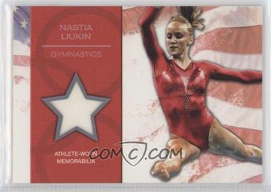 2012 Topps U.S. Olympic Team and Olympic Hopefuls - U.S. Olympic Team Relic #OR-NL - Nastia Liukin