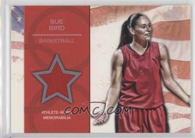 2012 Topps U.S. Olympic Team and Olympic Hopefuls - U.S. Olympic Team Relic #OR-SB - Sue Bird