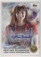 Heather Richardson #/15