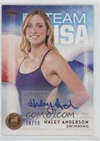 Haley Anderson /50