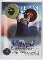 Holley Mangold /30