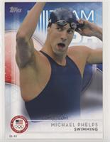 Michael Phelps #/49
