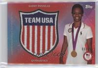 Gabby Douglas #9/25