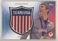 Michael Phelps #/99