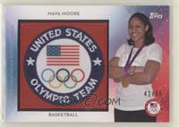 Maya Moore #/99