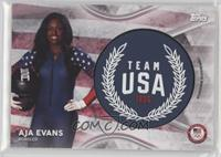 Aja Evans [Noted] #/50