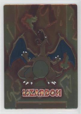 1997-2001 Pokemon Meiji Promos - [???] #NoN - Lizardon (Charizard)