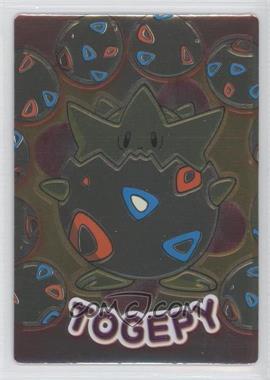 1997-2001 Pokemon Meiji Promos - [???] #NoN - Togep (Togepi)