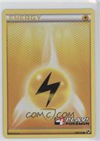 Lightning Energy (Play! Pokemon)