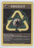 Recycle Energy (Foil)