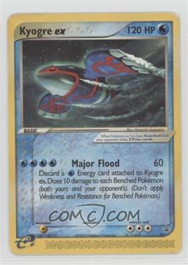 1997-2015 Pokémon - Miscellaneous Promos & Energies #001 - Kyogre EX (Black Star)