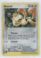 Meowth (Black Star) [Noted]