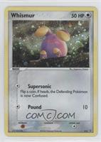 Whismur (Black Star - Foil)