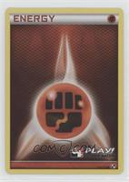 Fighting Energy (Play! Pokemon Black and White)