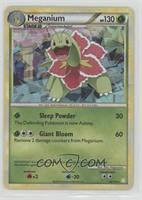 Meganium (Cracked Ice)