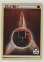Fighting Energy (2011 Pokemon League)
