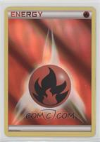 Fire Energy (2013 Foil)