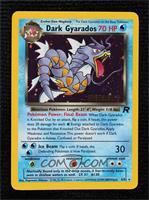 Dark Gyarados (Prerelease Stamp) [Mint]