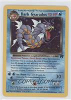 Dark Gyarados (Prerelease Stamp)