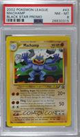 Machamp [PSA 8 NM‑MT]