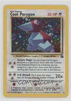 Cool Porygon (Holo - Pokemon Stadium N64 Bundle)