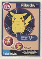 Pikachu (Collectible Movie Scene #2) [NoneGoodtoVG‑EX]