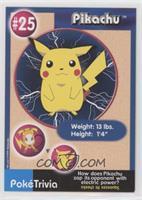 Pikachu (Collectible Movie Scene #2) [NoneEXtoNM]